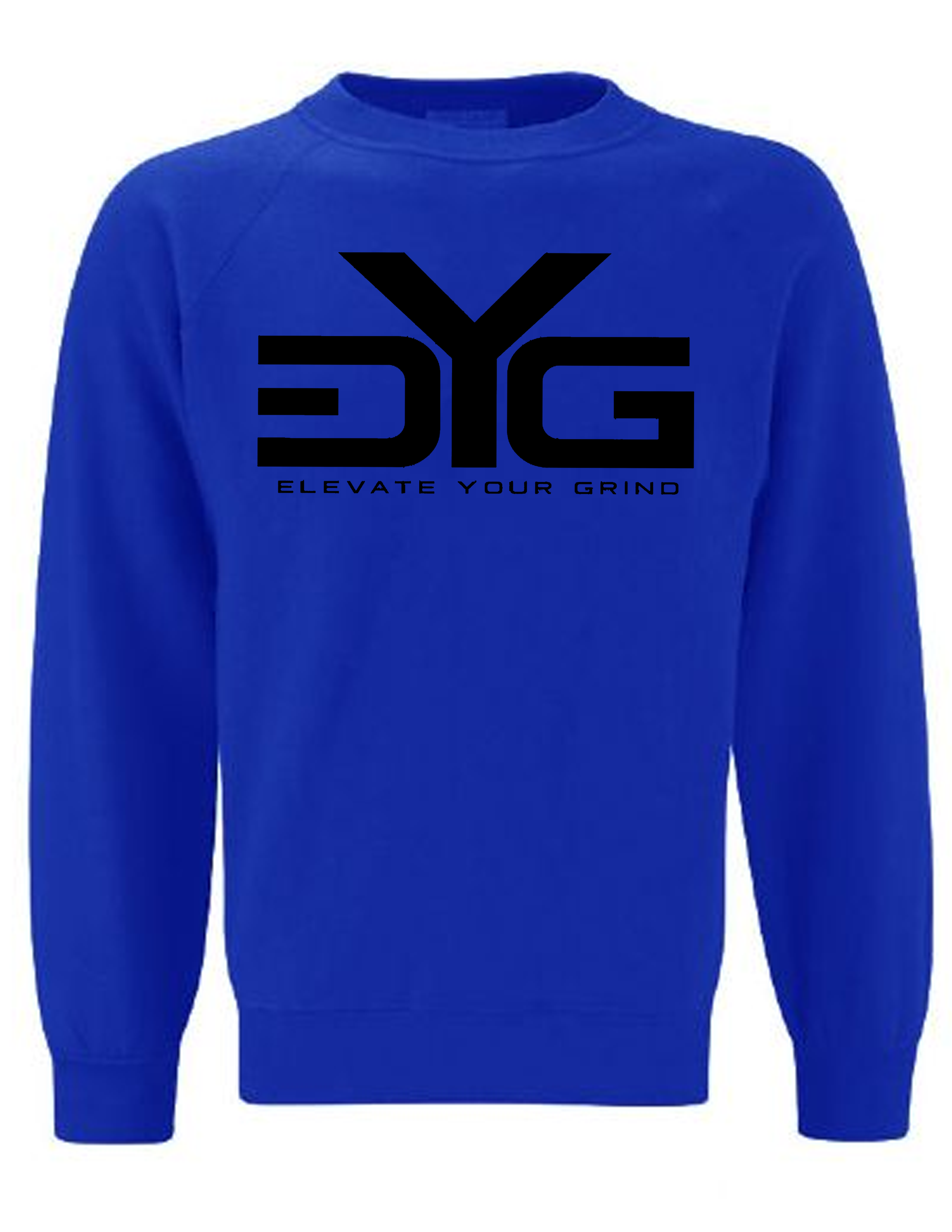 27cedfb59eb Blue Black Sweat Shirt ⋆ Elevate Your Grind
