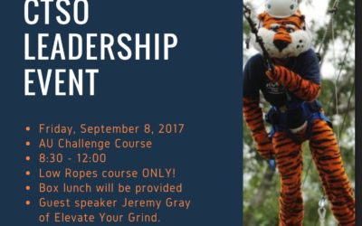 CTSO Leadership Event